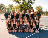 Tennis - Girls - 2013
