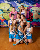 Ballyhoo Indoor Field Hockey - U16-1 Team - January 2015