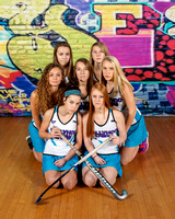 Ballyhoo Indoor Field Hockey - U19-1 Team - January 2015